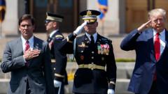 """САЩ: Всяко нахлуване на Турция в Сирия е """"неприемливо"""", Пентагонът ще го спре"""
