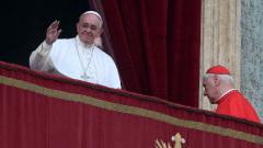 Национална мрежа за децата се възмути от изказване на папа Франциск