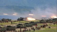 Северна Корея ограничила военните си учения