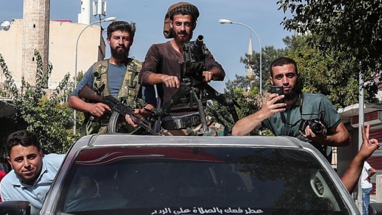 И Турция обвини кюрдите, че пускат терористи от затворите