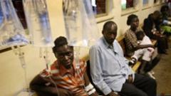Канада помага на Хаити да пребори холерата