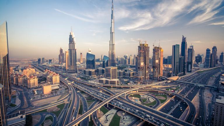 Петте небостъргача, високи над 380 метра, които бяха завършени през 2018-а
