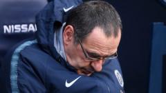 Маурицио Сари: Не знам какво стана с Челси, изведнъж спряхме да играем