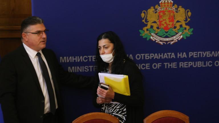 Разследването на полета на загиналия край Шабла майор Валентин Терзиев