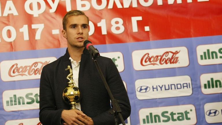 Антонио Вутов: Хубавите моменти ме върнаха в Ботев (Пловдив)