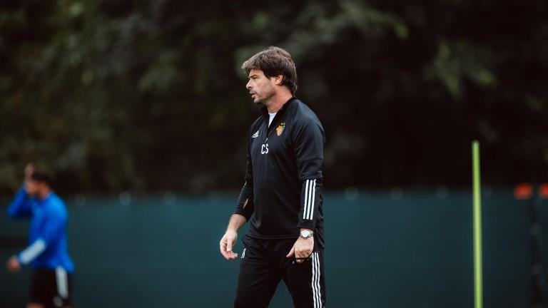Треньорът на Базел призова за концентрация преди сблъсъка с ЦСКА