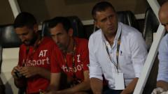 Бруно Акрапович: Локомотив (Пловдив) представи българския футбол по най-добрия начин