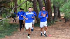 Черно море с 19 футболисти за мача с Витоша