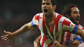 Атлетико не можа да преодолее Валенсия в първия мач за купата