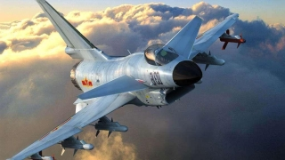 Китай няма да се спре пред нищо и ще провежда далекообхватни ВВС учения