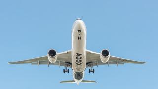 Airbus пусна най-голямата версия на модела си A350