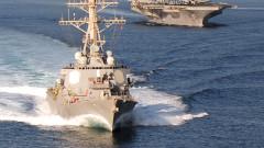 Военният флот на САЩ започва патрулиране край границите на Русия в Арктика