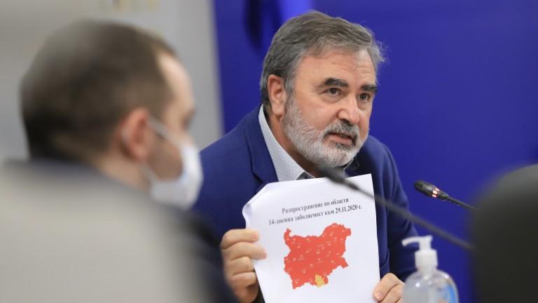 Кунчев убеден, че по-строгите мерки ще дадат по-добри резултати
