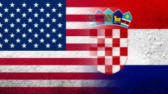 САЩ пускат гражданите на Хърватия до 90 дни без визи