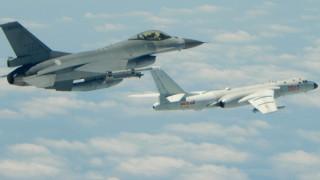 Джеймс Мориарти: Китай заплашва сигурността на Тайван и региона