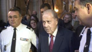 Ексминистър на Франция осъден за корупция