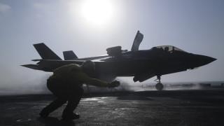 ВВС на САЩ с учение в Аляска