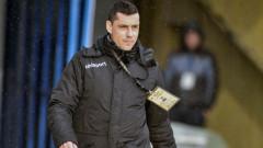 Берое води преговори с хърватин