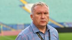 Николай Киров: Рано е да мислим за мача с Черно море за Купата