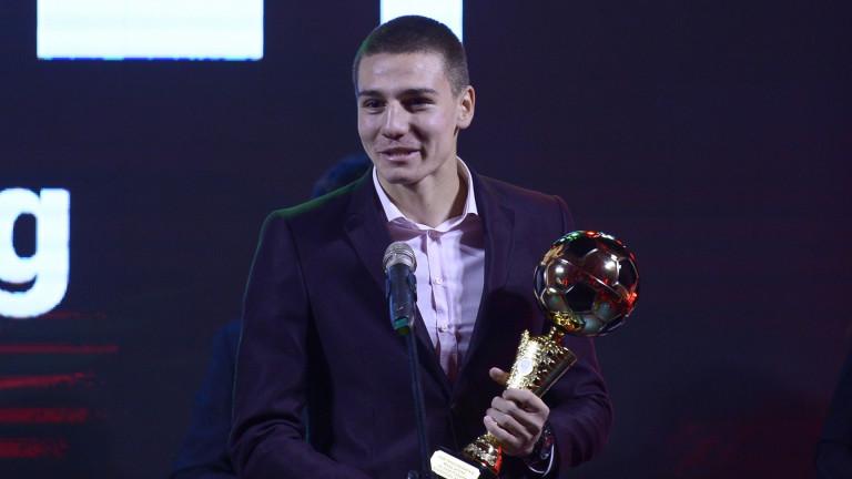 Валентин Антов заслужаваше наградата, която рано или късно ще спечели