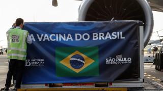 Бразилия спря покупка на милиони спринцовки преди COVID ваксинирането