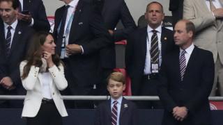Щастие и разочарование за Уилям, Кейт и Джордж