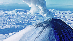 Вулкан в Камчатка изхвърли пепел на 7 километра