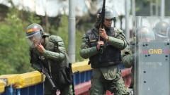 Испания няма да подкрепи военна намеса във Венецуела