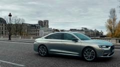 Френската марка DS показа конкурент на BMW 5-Series (Видео)