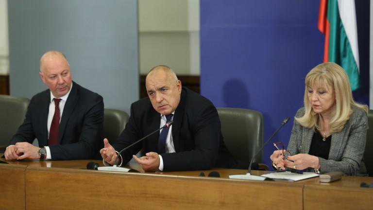 Бойко Борисов се отказа да купува нов самолет, парите отиват за физкултурни салони в училищата и за спорта в Пловдив и Шумен