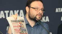 """От """"Атака"""" показаха монтирани кадри за """"срещата"""" на Сидеров с актьорите"""