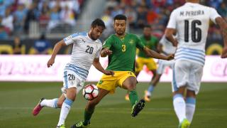 Уругвай спаси честта си срещу Ямайка