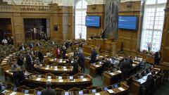 Датският парламент подкрепи мисия за извеждане на химическите оръжия от Либия