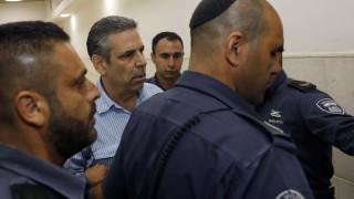 11 г. затвор за бивш министър в Израел, шпионирал за Иран