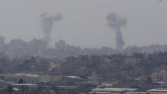 Израел започна военна офанзива в Ивицата Газа