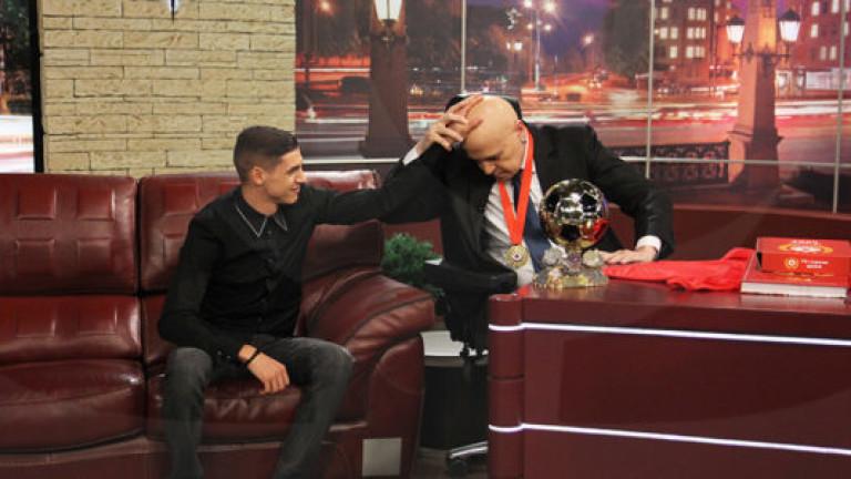 Десподов: Мечтая за трансфер, искам да се развивам в друго първенство