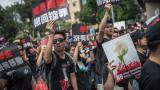 2 млн. недоволни събра протестът в Хонконг