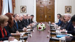 Румен Радев потвърди подкрепата ни за Черна гора по пътя й към ЕС
