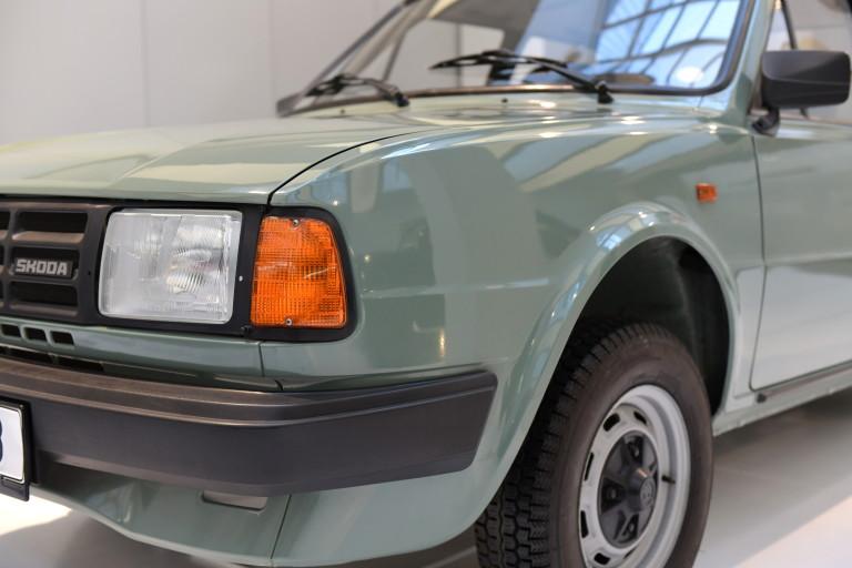 Skoda 125 L от 1988 година