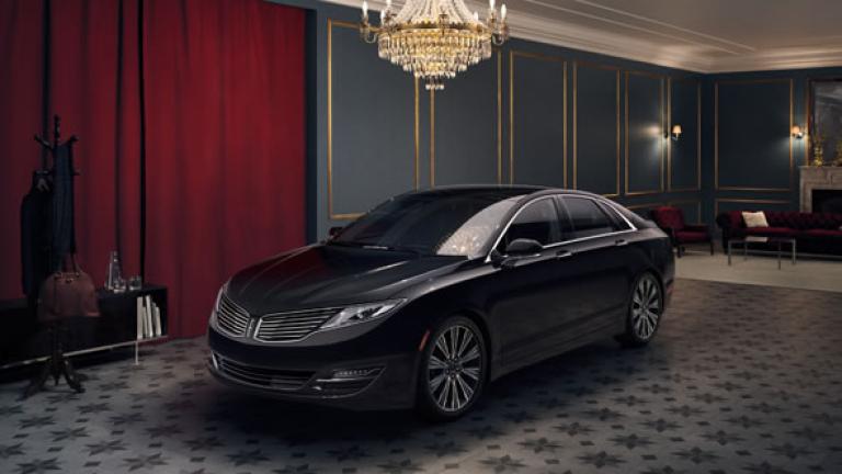 Lincoln конкурира Mercedes и Audi с нов луксозен седан