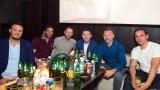 Те са класа и на маса: Звездите на Бербо осъмнаха в нощен клуб (ГАЛЕРИЯ)
