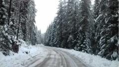 """Пътят за хижа """"Алеко"""" е отворен, но с лед и сняг"""