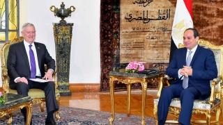 САЩ обещаха на Египет по-тясно военно сътрудничество