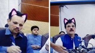 """""""Котешките"""" филтри влязоха в политиката"""
