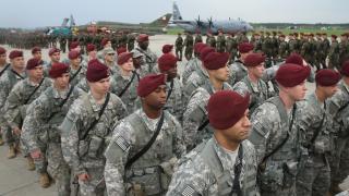 Йордания и САЩ с мащабни военни учения