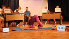 Българка счупи рекорд на Гинес за йога