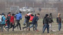 В центровете за бежанци няма вълна на бежанци от Афганистан