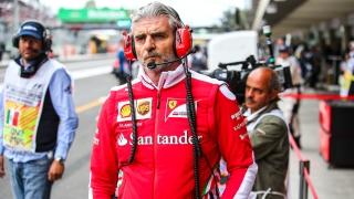 Босът на Ферари: Причините за провала ни в Испания са няколко