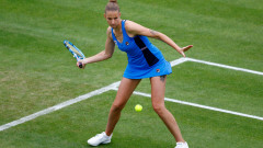 Кристина Плишкова победи сестра си Каролина и влезе в Топ 100