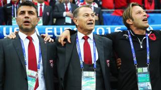 Албания може да остане без национален селекционер